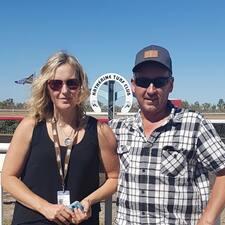 Profil Pengguna Brett & Kerrie
