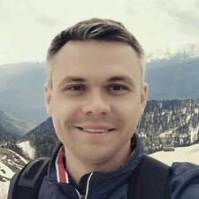 Gebruikersprofiel Igor