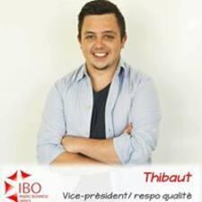 Thibaut - Uživatelský profil