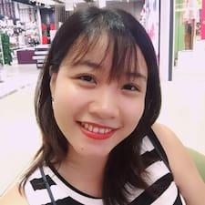 Thủy Tiên felhasználói profilja