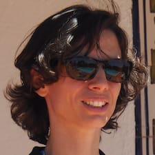 Henkilön Margarida käyttäjäprofiili