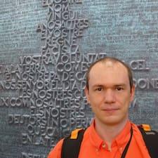 Oleksii User Profile
