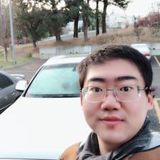 Perfil do usuário de Jinfeng