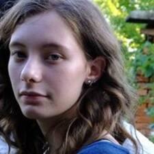 Sofia felhasználói profilja