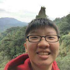 Användarprofil för Chiayu