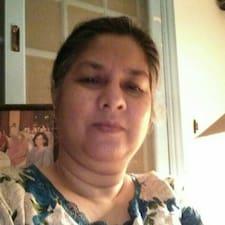 Profil utilisateur de Saira