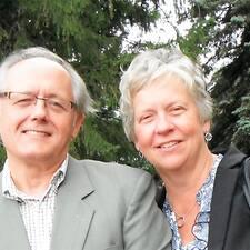 Dave & Barbara er en superhost.