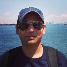 Gebruikersprofiel Bhanu