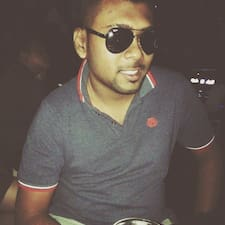 Aravind felhasználói profilja