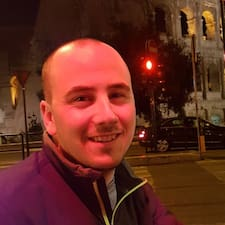 Profil utilisateur de Garrett