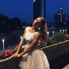 Johanna Jasmin felhasználói profilja