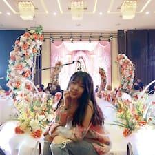 婧雯 felhasználói profilja