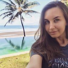 Alisiya User Profile