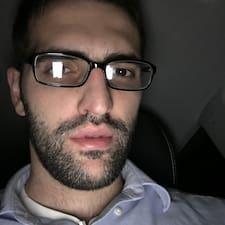 Jozef felhasználói profilja