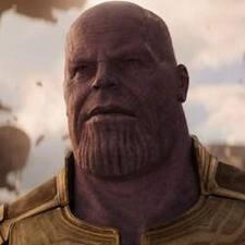 Thanos的用戶個人資料
