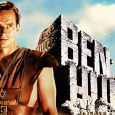 Henkilön Ben Hur käyttäjäprofiili