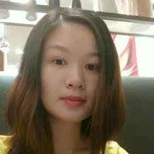 Användarprofil för Dongmei