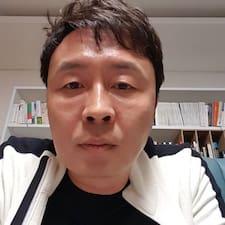 Perfil do utilizador de 도준