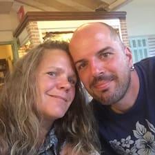 Henkilön Christiane & Daniel käyttäjäprofiili