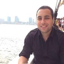 Shayan felhasználói profilja