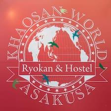 Perfil de usuario de Khaosan World Asakusa Ryokan&Hostel