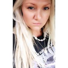 Profilo utente di Rebecca Patricia
