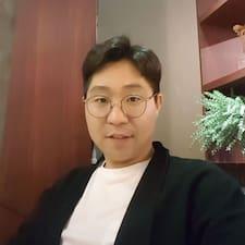 Henkilön Taesoo käyttäjäprofiili