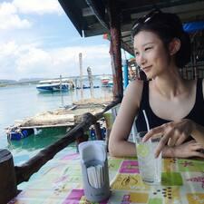 Yin felhasználói profilja