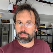Henkilön Darío käyttäjäprofiili