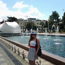 Наташа - Uživatelský profil