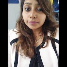 Manasi User Profile