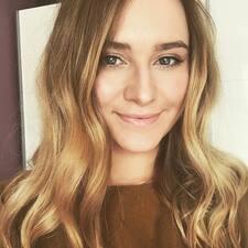 Profil utilisateur de Nataliia
