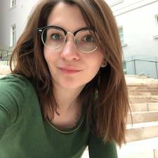 Сабина felhasználói profilja