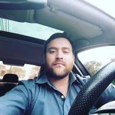 Profil utilisateur de Carlos Dante Ramiro