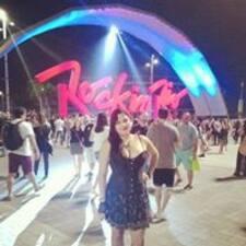 Nutzerprofil von Nathália