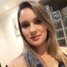 Anna Carolina felhasználói profilja