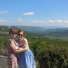 Marie-Therese And Anna felhasználói profilja