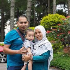 Профиль пользователя Suci Ameliya Reza