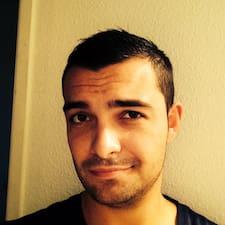 Profil Pengguna Pierrick