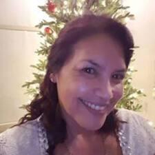 Delilah felhasználói profilja