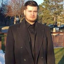 Användarprofil för Dimitar