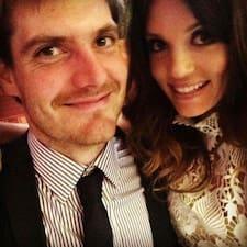 Claire & Jonathan Brukerprofil