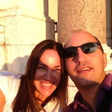 Profil korisnika Giusy & Fabrizio