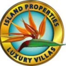 Island Properties felhasználói profilja
