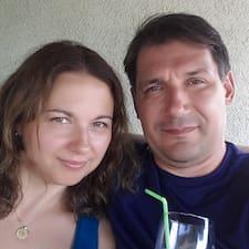 Slavisa felhasználói profilja