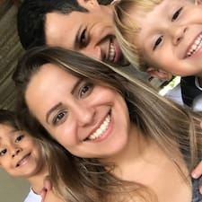 Engª Fernanda Brukerprofil
