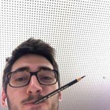 Perfil do usuário de Giovanni