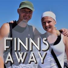 Gebruikersprofiel FinnsAway