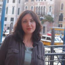 Sariyya Brukerprofil
