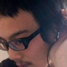 Kosuke felhasználói profilja